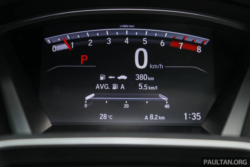 REVIEW: Honda CR-V facelift in Malaysia – fr. RM140k Image #1346515