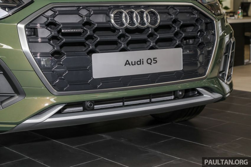 GALLERY: 2021 Audi Q5 2.0 TFSI quattro S line facelift in Malaysia – refreshed SUV with mild hybrid, RM377k Image #1339846
