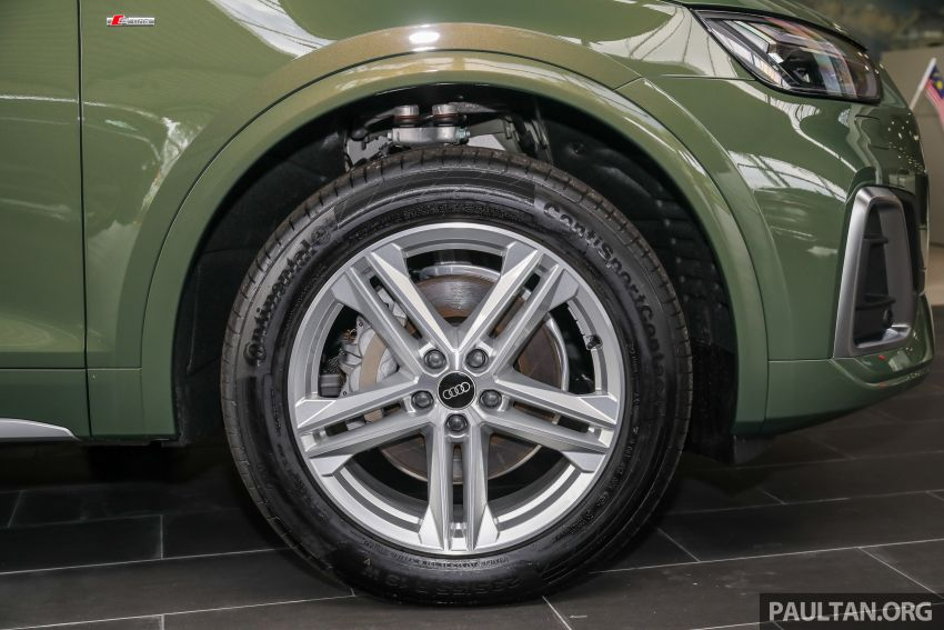GALLERY: 2021 Audi Q5 2.0 TFSI quattro S line facelift in Malaysia – refreshed SUV with mild hybrid, RM377k Image #1339854