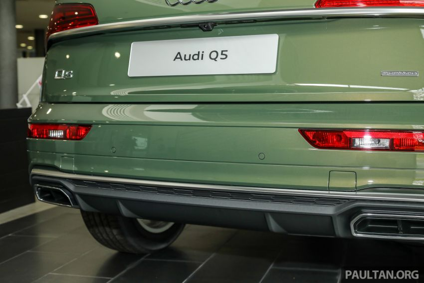 GALLERY: 2021 Audi Q5 2.0 TFSI quattro S line facelift in Malaysia – refreshed SUV with mild hybrid, RM377k Image #1339863