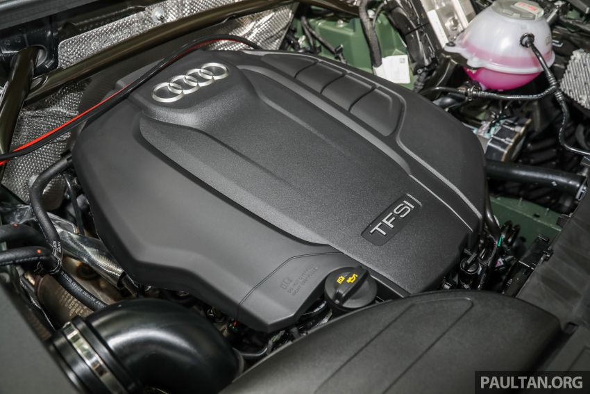 GALLERY: 2021 Audi Q5 2.0 TFSI quattro S line facelift in Malaysia – refreshed SUV with mild hybrid, RM377k Image #1339872