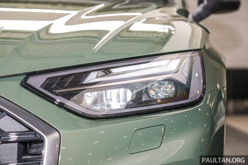 GALLERY: 2021 Audi Q5 2.0 TFSI quattro S line facelift in Malaysia – refreshed SUV with mild hybrid, RM377k Image #1339843