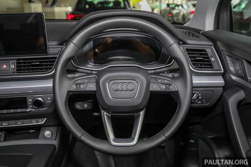 GALLERY: 2021 Audi Q5 2.0 TFSI quattro S line facelift in Malaysia – refreshed SUV with mild hybrid, RM377k Image #1339903