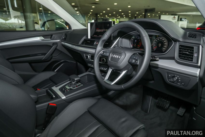 GALLERY: 2021 Audi Q5 2.0 TFSI quattro S line facelift in Malaysia – refreshed SUV with mild hybrid, RM377k Image #1339875