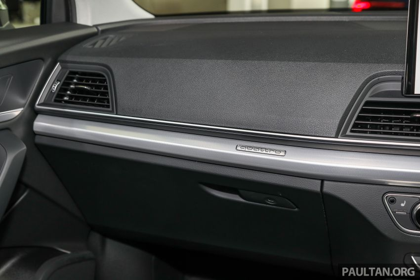 GALLERY: 2021 Audi Q5 2.0 TFSI quattro S line facelift in Malaysia – refreshed SUV with mild hybrid, RM377k Image #1339917