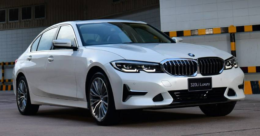G28 BMW 3 Series Gran Sedan in Thailand gets a new 320Li Luxury variant – from RM309k; Malaysia next? Image #1350598