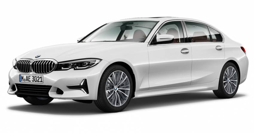 G28 BMW 3 Series Gran Sedan in Thailand gets a new 320Li Luxury variant – from RM309k; Malaysia next? Image #1350599