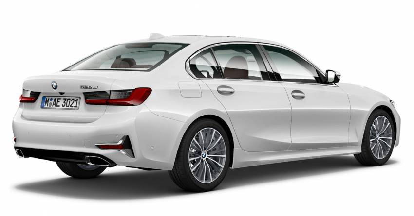 G28 BMW 3 Series Gran Sedan in Thailand gets a new 320Li Luxury variant – from RM309k; Malaysia next? Image #1350600