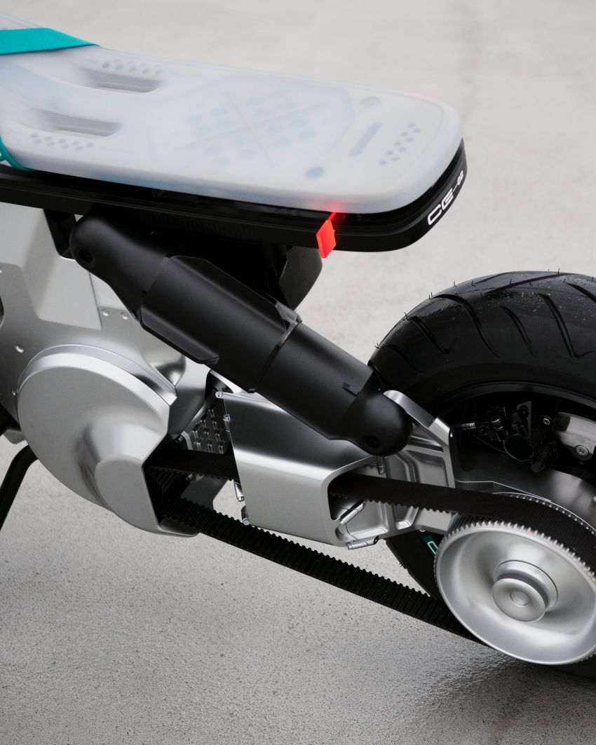 BMW Motorrad Concept CE02 e-scooter revealed Image #1338857