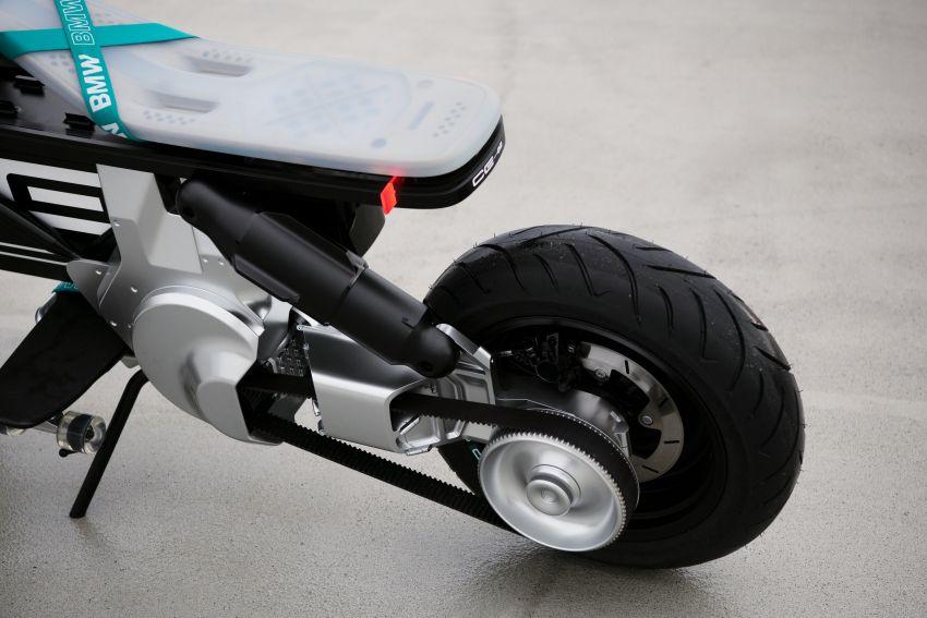 BMW Motorrad Concept CE02 e-scooter revealed Image #1338858