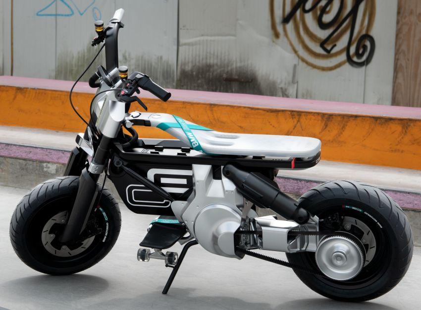 BMW Concept CE02 sedia tunggangan serba ringkas Image #1339124