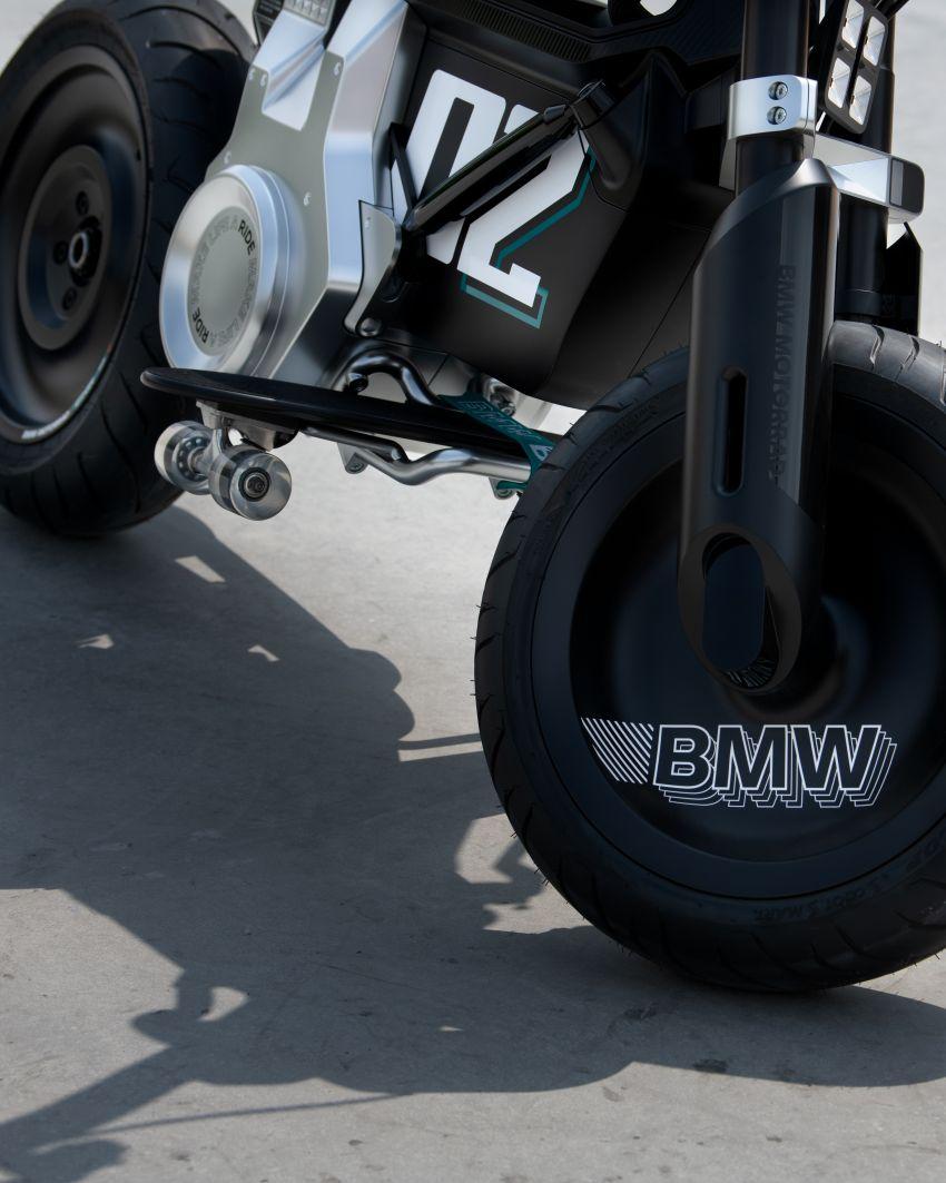 BMW Motorrad Concept CE02 e-scooter revealed Image #1338878