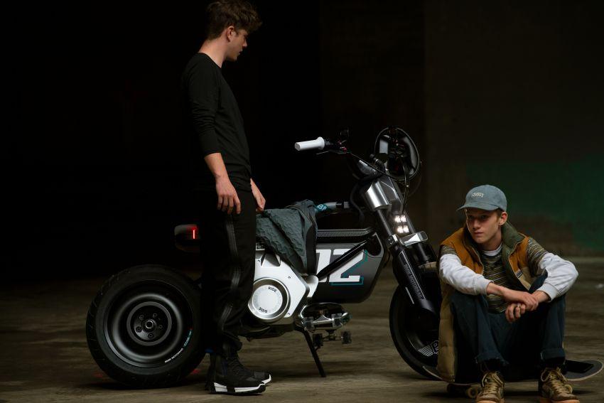BMW Motorrad Concept CE02 e-scooter revealed Image #1338880