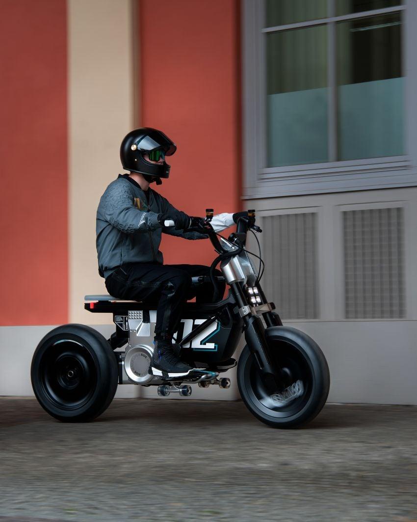 BMW Motorrad Concept CE02 e-scooter revealed Image #1338873