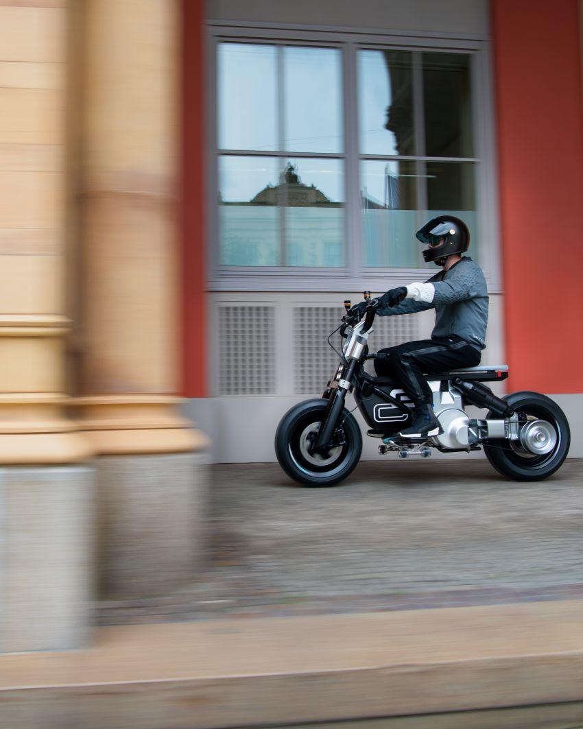BMW Motorrad Concept CE02 e-scooter revealed Image #1338875
