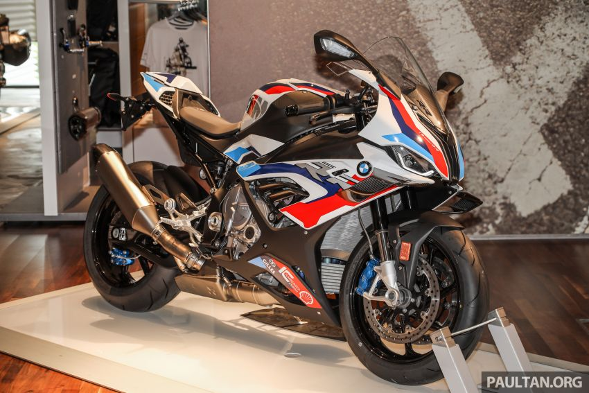 GALLERY: 2021 BMW Motorrad M1000RR in Malaysia – an M Performance tour de force priced at RM249,500 Image #1341637