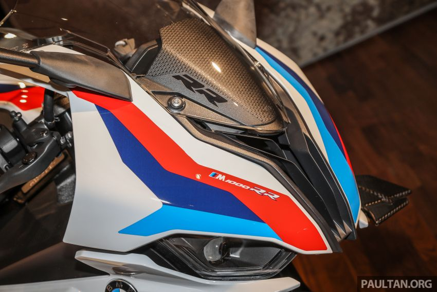 GALLERY: 2021 BMW Motorrad M1000RR in Malaysia – an M Performance tour de force priced at RM249,500 Image #1341646