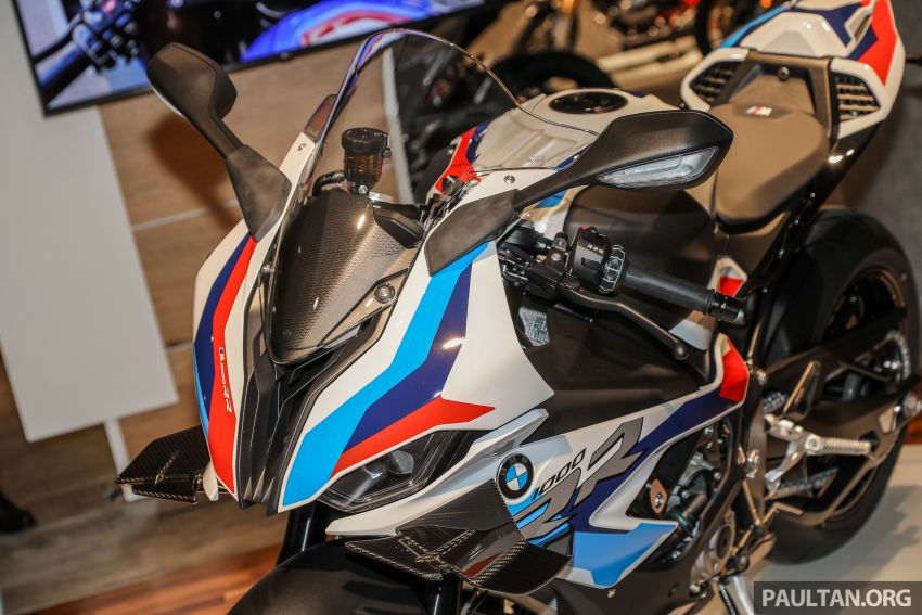 GALLERY: 2021 BMW Motorrad M1000RR in Malaysia – an M Performance tour de force priced at RM249,500 Image #1341647