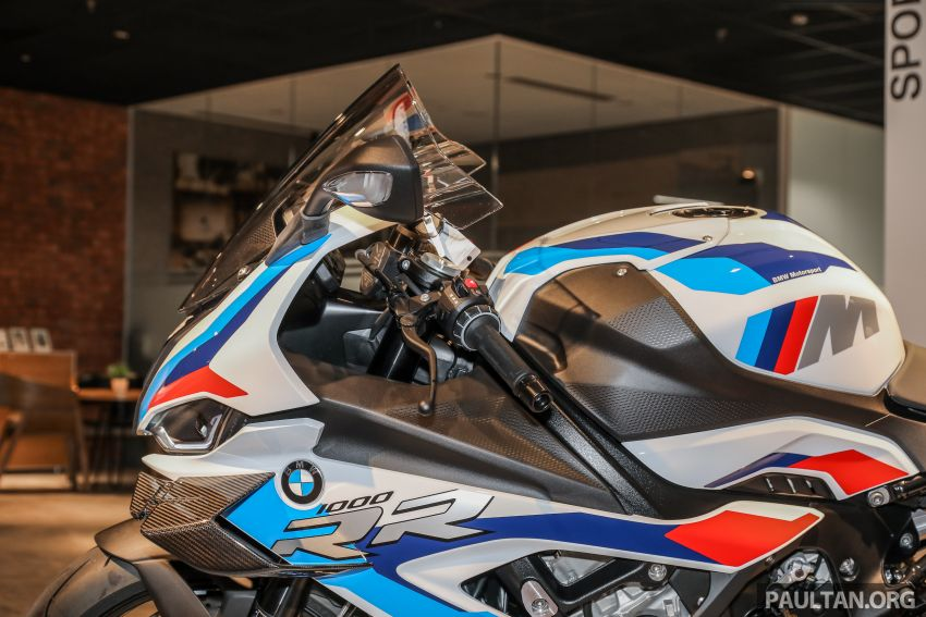 GALLERY: 2021 BMW Motorrad M1000RR in Malaysia – an M Performance tour de force priced at RM249,500 Image #1341648