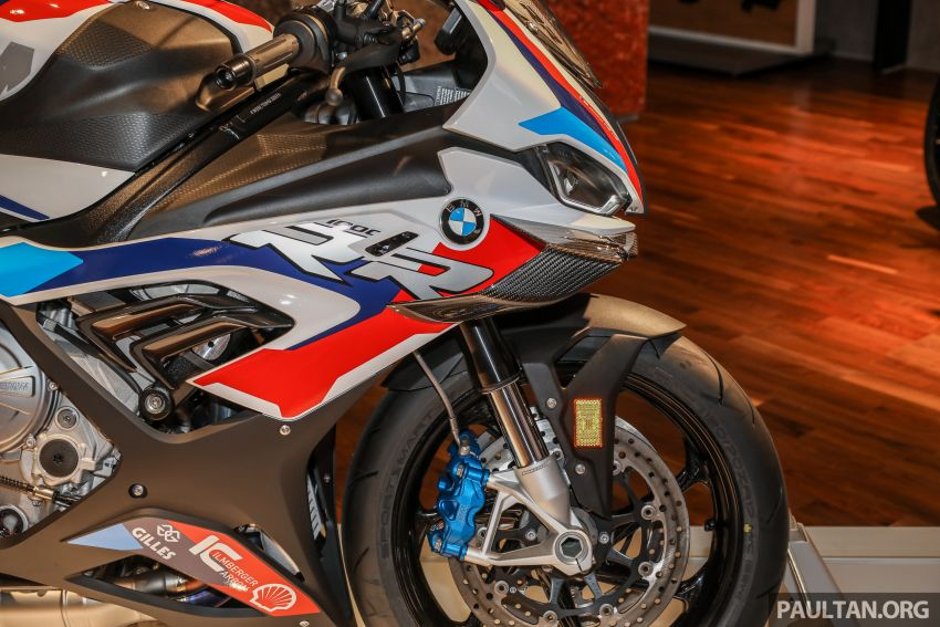 GALLERY: 2021 BMW Motorrad M1000RR in Malaysia – an M Performance tour de force priced at RM249,500 Image #1341649