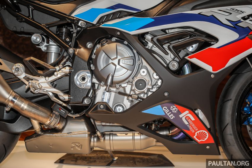 GALLERY: 2021 BMW Motorrad M1000RR in Malaysia – an M Performance tour de force priced at RM249,500 Image #1341655