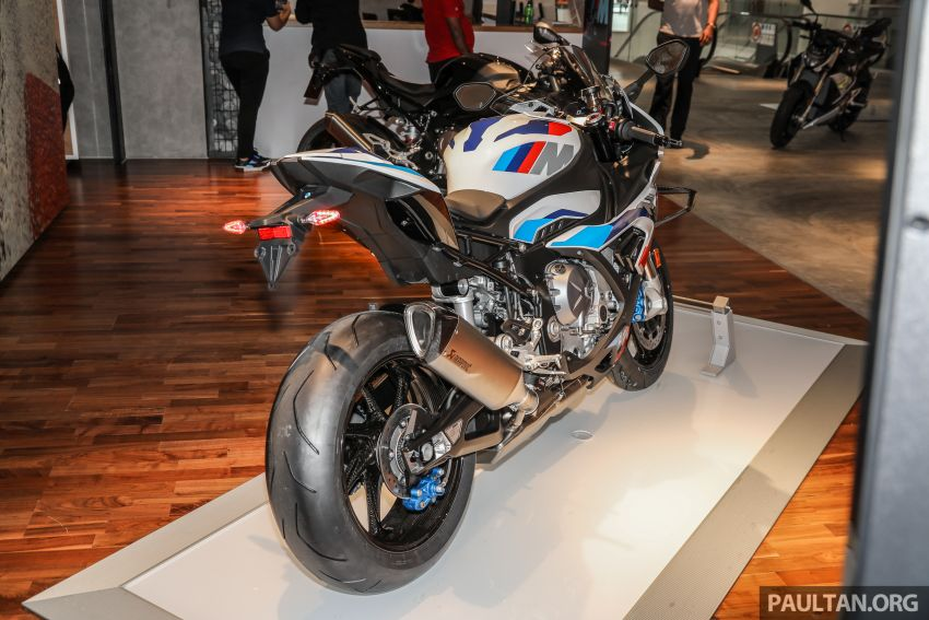 GALLERY: 2021 BMW Motorrad M1000RR in Malaysia – an M Performance tour de force priced at RM249,500 Image #1341638
