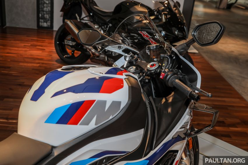 GALLERY: 2021 BMW Motorrad M1000RR in Malaysia – an M Performance tour de force priced at RM249,500 Image #1341666