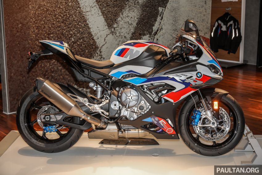 GALLERY: 2021 BMW Motorrad M1000RR in Malaysia – an M Performance tour de force priced at RM249,500 Image #1341639