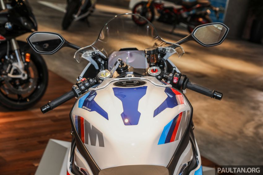 GALLERY: 2021 BMW Motorrad M1000RR in Malaysia – an M Performance tour de force priced at RM249,500 Image #1341667