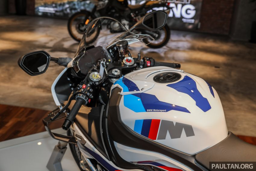 GALLERY: 2021 BMW Motorrad M1000RR in Malaysia – an M Performance tour de force priced at RM249,500 Image #1341668