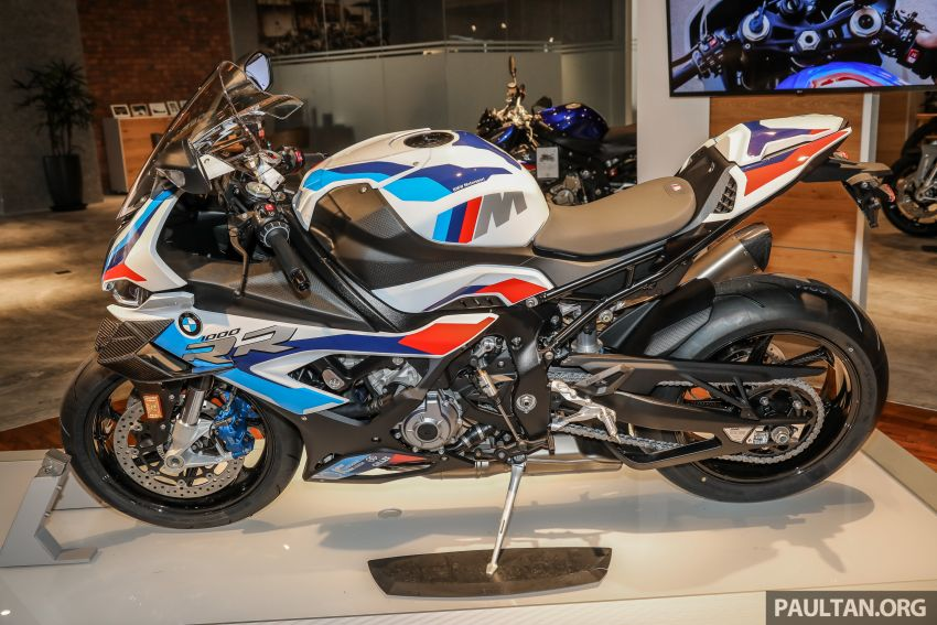 GALLERY: 2021 BMW Motorrad M1000RR in Malaysia – an M Performance tour de force priced at RM249,500 Image #1341640