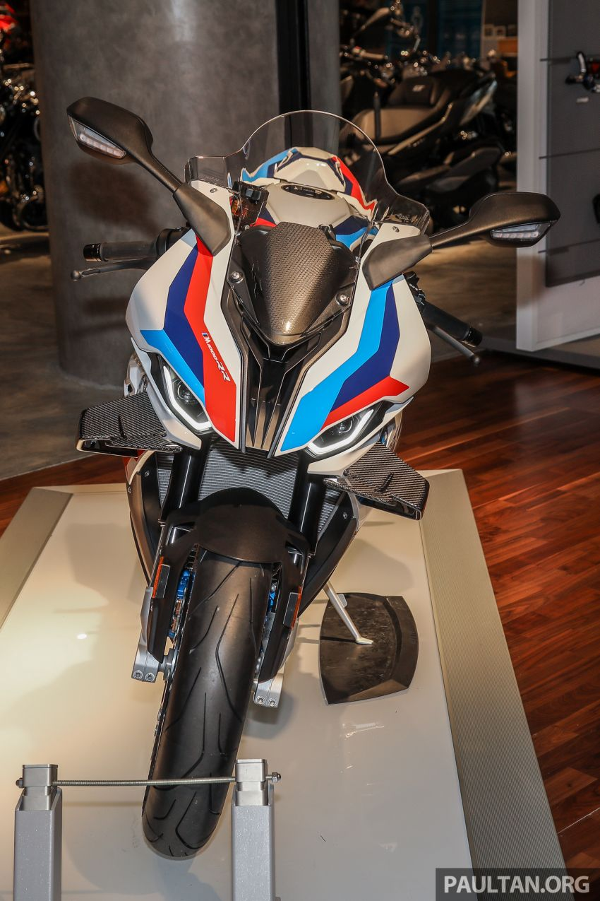 GALLERY: 2021 BMW Motorrad M1000RR in Malaysia – an M Performance tour de force priced at RM249,500 Image #1341641