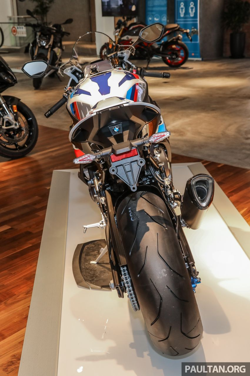 GALLERY: 2021 BMW Motorrad M1000RR in Malaysia – an M Performance tour de force priced at RM249,500 Image #1341642