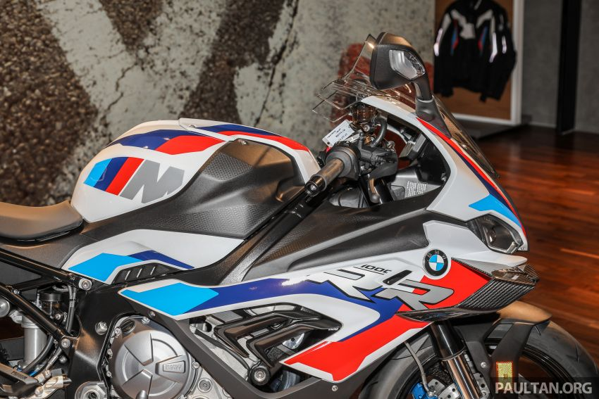 GALLERY: 2021 BMW Motorrad M1000RR in Malaysia – an M Performance tour de force priced at RM249,500 Image #1341643