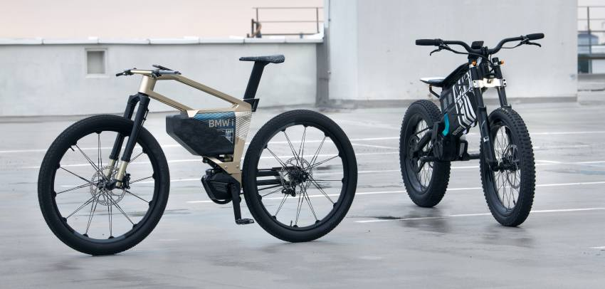 BMW i Vision AMBY, no electric bicycle, it's a pedalec Image #1342550