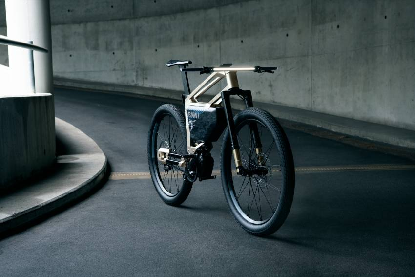 BMW i Vision AMBY, no electric bicycle, it's a pedalec Image #1342553