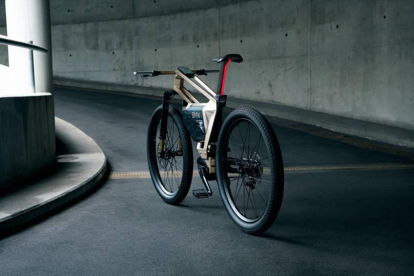 BMW i Vision AMBY, no electric bicycle, it's a pedalec Image #1342554