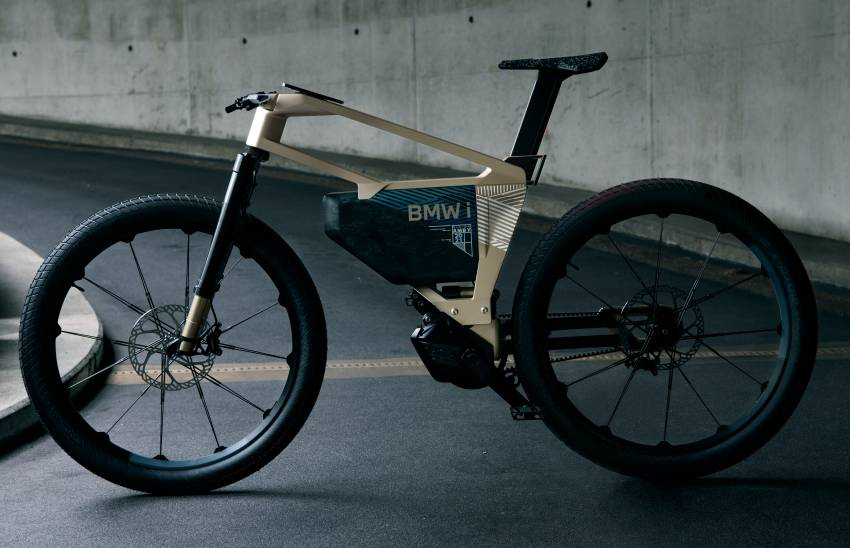 BMW i Vision AMBY, no electric bicycle, it's a pedalec Image #1342555