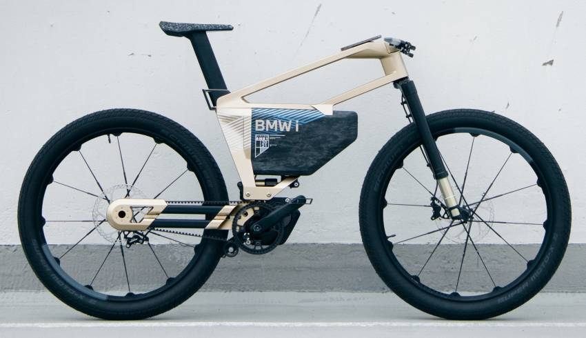 BMW i Vision AMBY, no electric bicycle, it's a pedalec Image #1342549