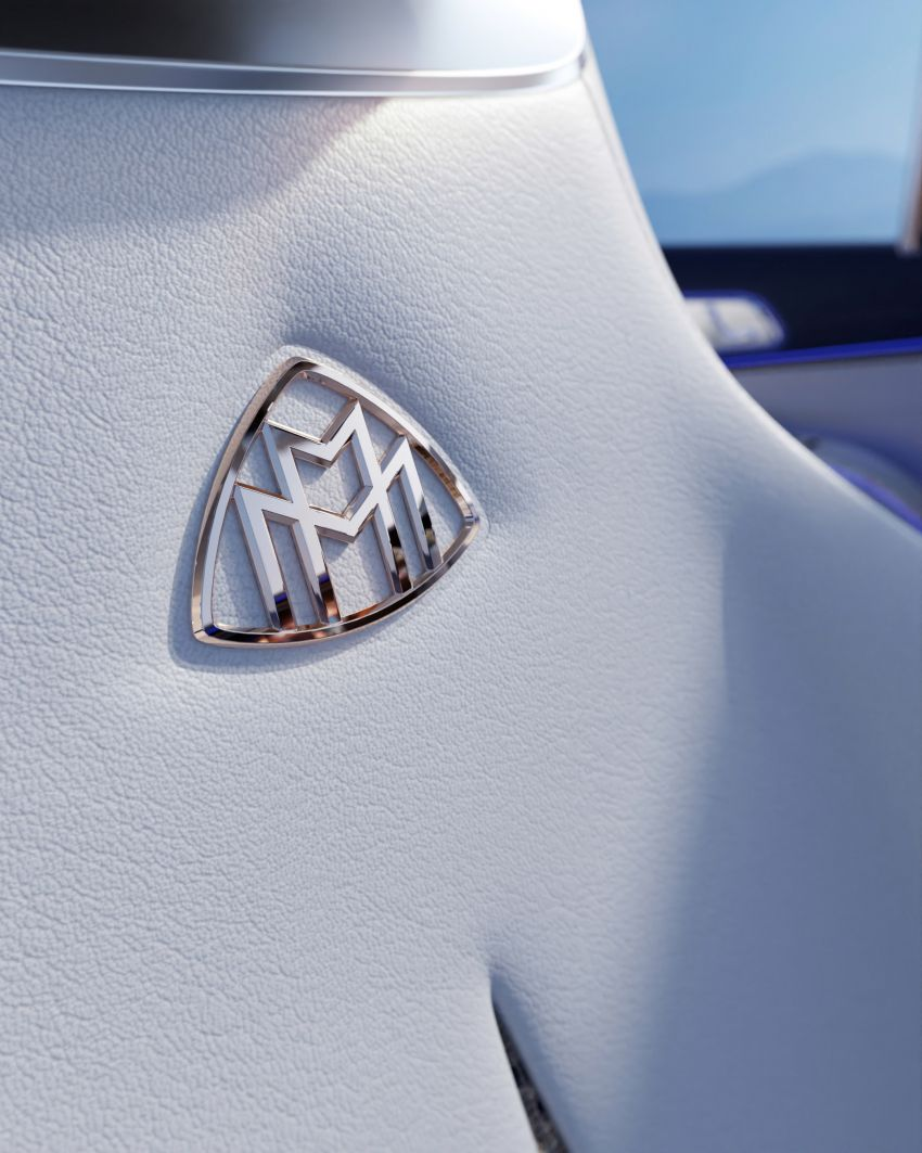 Concept Mercedes-Maybach EQS unveiled – first fully electric Maybach in 100 years, production set for 2022 Image #1341474
