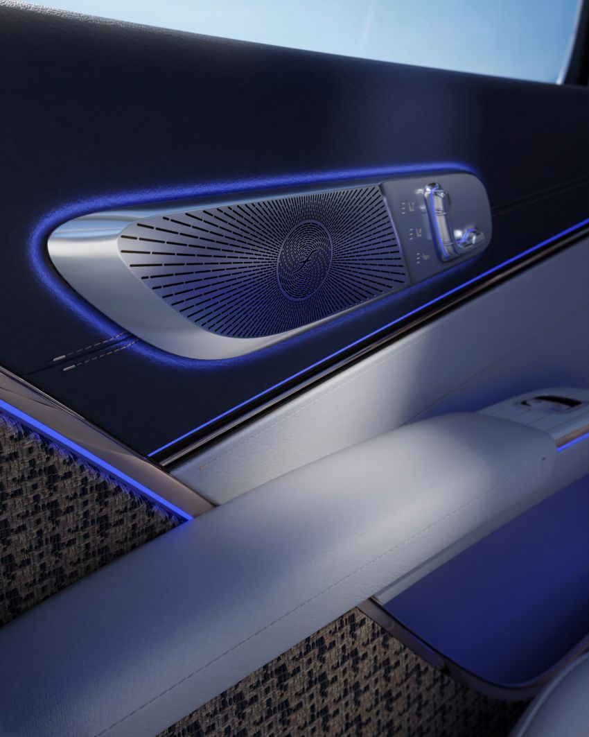 Concept Mercedes-Maybach EQS unveiled – first fully electric Maybach in 100 years, production set for 2022 Image #1341478