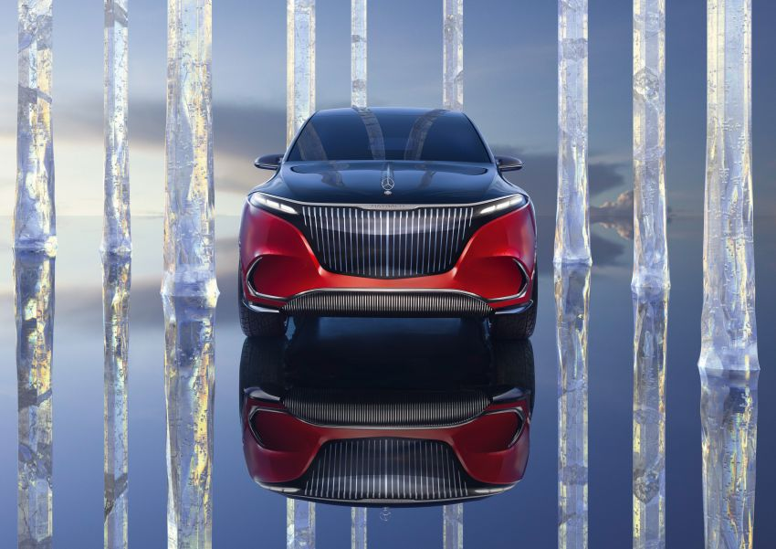 Concept Mercedes-Maybach EQS unveiled – first fully electric Maybach in 100 years, production set for 2022 Image #1341465