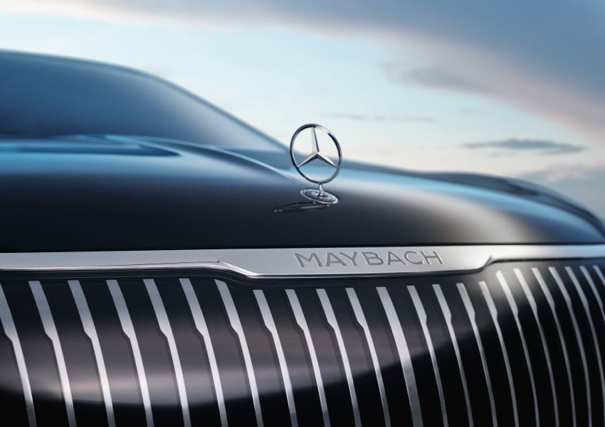 Concept Mercedes-Maybach EQS unveiled – first fully electric Maybach in 100 years, production set for 2022 Image #1341466
