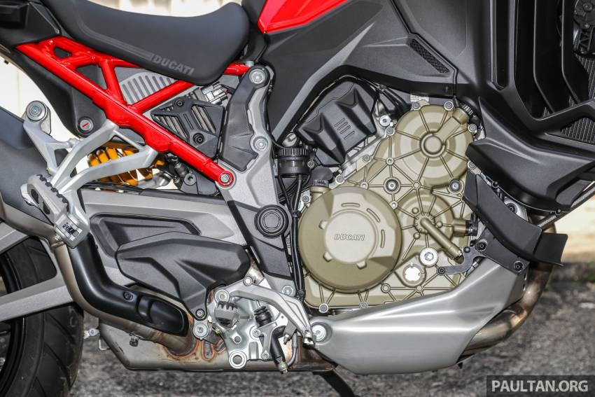 Can canh Ducati Multistrada V4 va Multistrada V4S vua ra mat tai Dong Nam A - 17