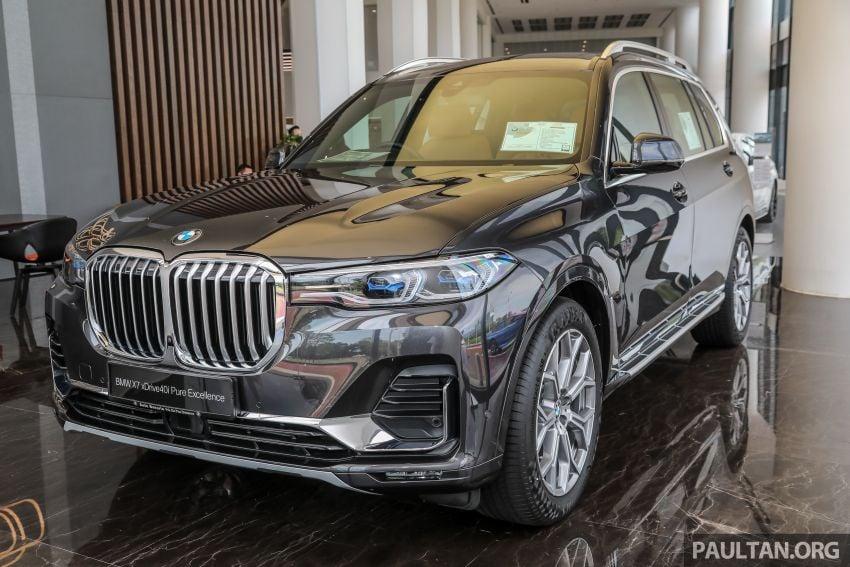 GALERI: BMW X7 xDrive40i G07 CKD – dari RM648,934 Image #1341696