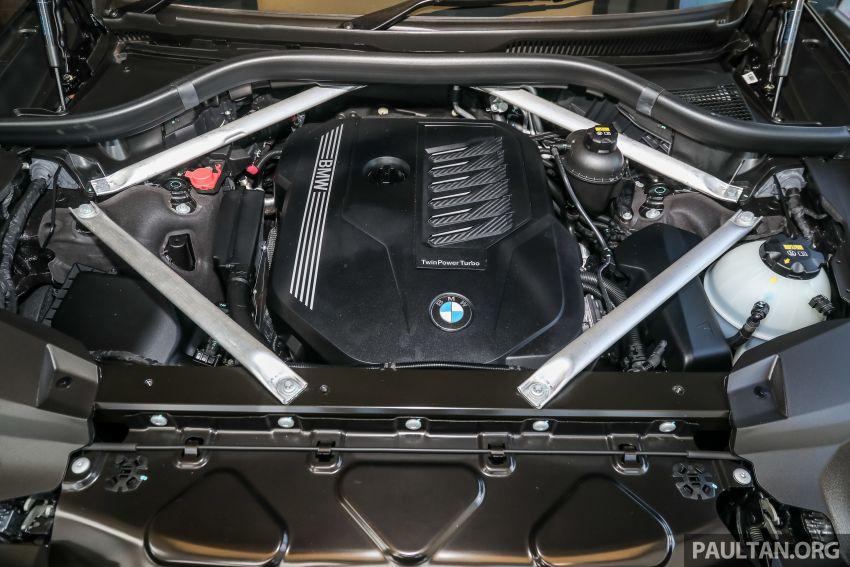 GALERI: BMW X7 xDrive40i G07 CKD – dari RM648,934 Image #1341708