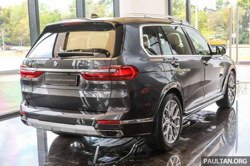 GALERI: BMW X7 xDrive40i G07 CKD – dari RM648,934 Image #1341697