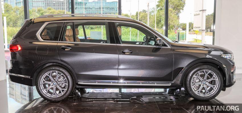 GALERI: BMW X7 xDrive40i G07 CKD – dari RM648,934 Image #1341698