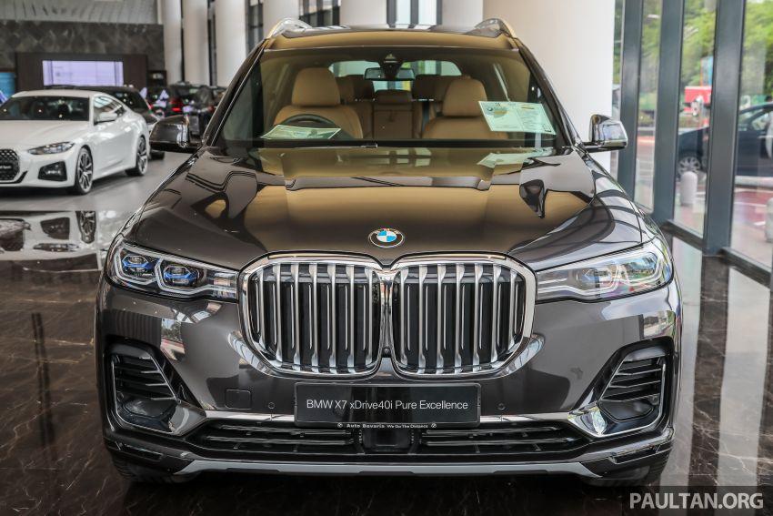 GALERI: BMW X7 xDrive40i G07 CKD – dari RM648,934 Image #1341700