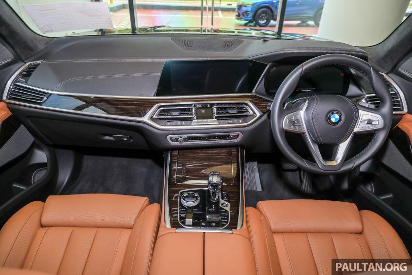 GALERI: BMW X7 xDrive40i G07 CKD – dari RM648,934 Image #1341710